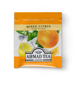 Mixed Citrus Refresh- 20 Herbal Teabags