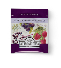 Mixed Berry & Hibiscus Revitalise 20x2g Herbal Teabags