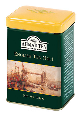 English Tea No. 1 - 100g Loose Leaf English Scene Caddy