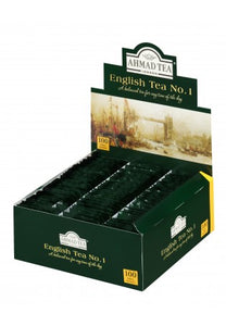 English Tea No. 1 - 100 Stay Fresh Foil Wrapped Teabags