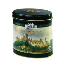 English Tea No.1 - 100g Loose Leaf Heritage Scene Caddy