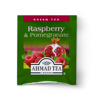 Raspberry & Pomegranate Green Tea 20 Teabags