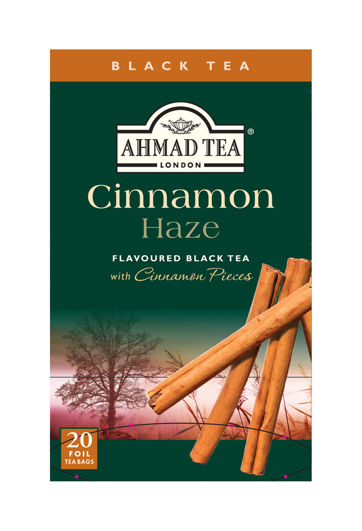 Cinnamon Haze - 20 Fruity Teabags