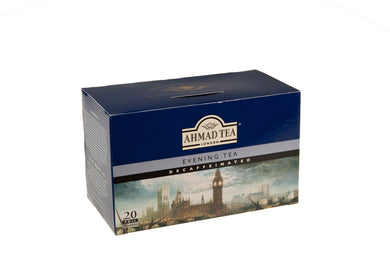 Bundle Deal - Evening Decaffeinated Tea 10 x 20 Classic Teabags (200 Teabags)