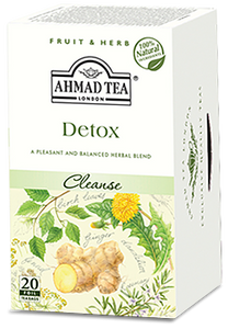 Detox Infusion - 20 Herbal Teabags