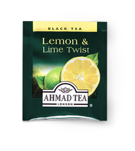 Lemon & Lime Twist - 20 Fruity Teabags
