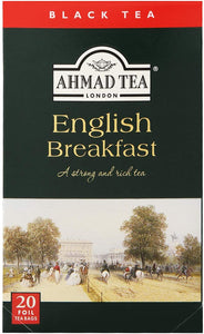 English Breakfast 20 Classic Teabags