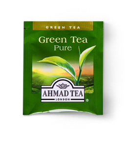 Green Tea Pure 100 Stay Fresh Foil Wrapped Teabags