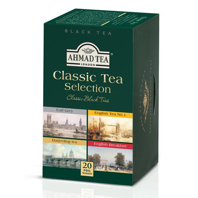 Classic Selection of Traditional Blends - 20 Teabags