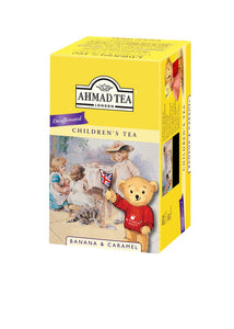 Children's Tea -Banana & Caramel 20 Fruity Teabags