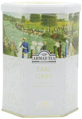Earl Grey - 50 Teabag Sachets Edwardian Caddy