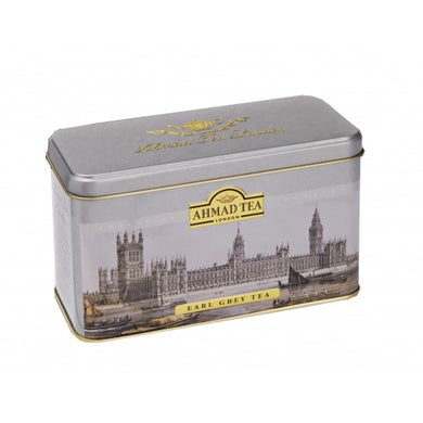 Earl Grey - 20 Stay Fresh Foil Wrapped Teabag Heritage Caddy