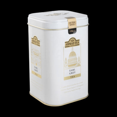 Earl Grey - 50 Classic Teabag Capital Caddy