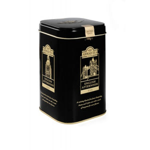 English Afternoon - 50 Classic Teabag Capital Caddy
