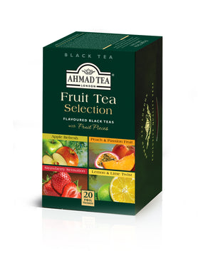Fruit Tea Selection -  20 Fruity Teabags