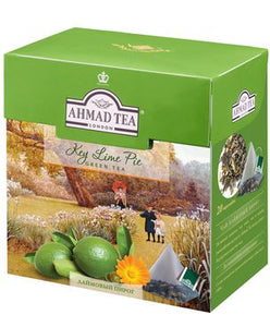 Key Lime Pie - 15 Pyramid Dessert Teabags