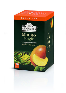 Mango Magic - 20 Fruity Teabags