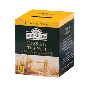 English Tea No.1 10 Teabags