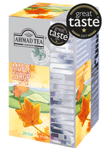 CONTEMPORARY Maple Syrup - 20 Teabags