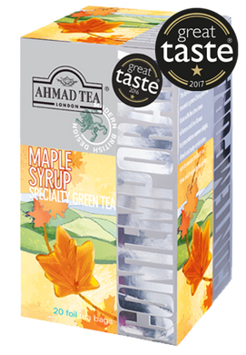 Maple Syrup - 20 Contemporary Teabags