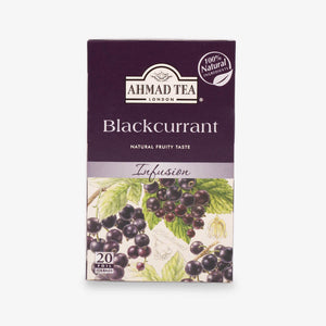 Blackcurrant Infusion - 20 Fruity Teabags