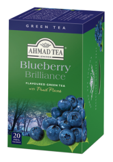 Blueberry Brilliance - Blueberry Green Tea 20 Teabags