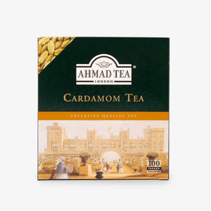 Cardamom Tea - 100 Tagged Teabags
