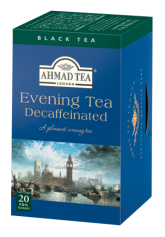 Decaffeinated Evening Tea 20x2g Classic Teabags