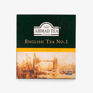 English Tea No. 1 - 100 Tagged Teabags