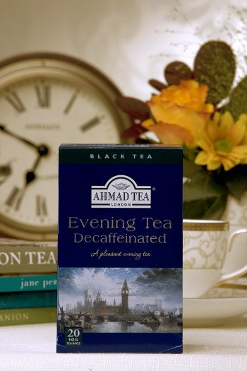 Evening Tea - Decaffeinated 20 Classic Teabags