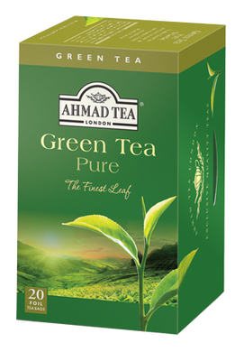 Green Tea Pure 20 Teabags