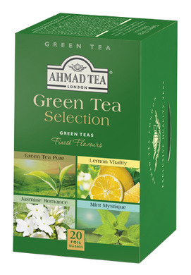 Green Tea Selection - 20 Teabags
