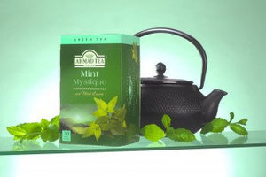 Mint Mystique - Green Tea with Mint 20 Teabags