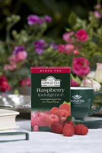 Raspberry Indulgence - 20 Fruity Teabags