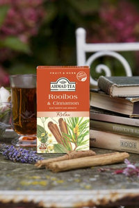 Relaxing Rooibos & Cinnamon - 20 Herbal Teabags