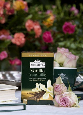 Vanilla Tranquility - 20 Fruity Teabags