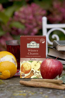 Relaxing Winter Charm - 20 Herbal Teabags
