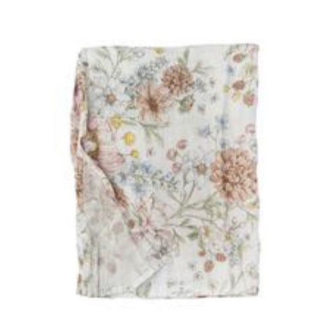 Muslin Swaddle-Secret Garden