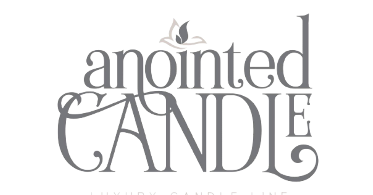 Anointed Candle logo