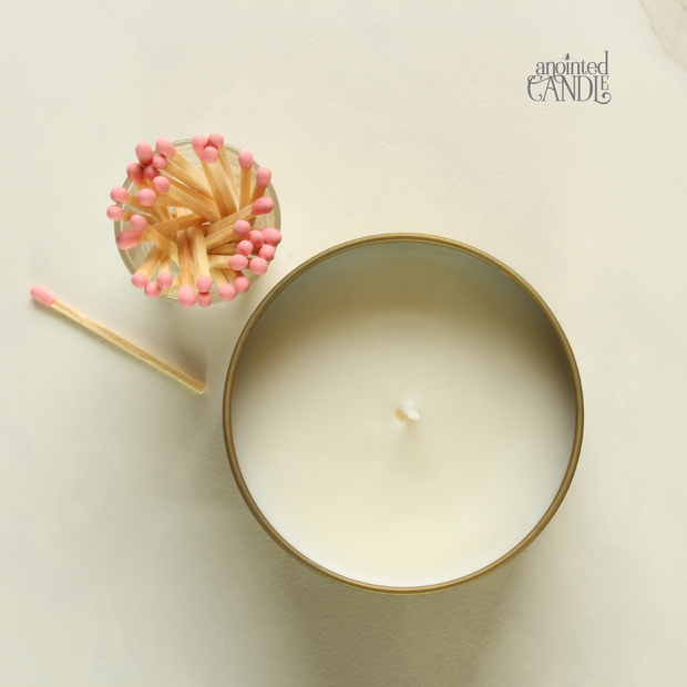Raspberry bliss - Anointed Candles