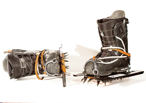 BGT Ascent Plate - STRAP CRAMPON  LARGE ≥ Size 11   *SOLD OUT - PLEASE CONNECT WITH OUR RETAIL PARTNERS -