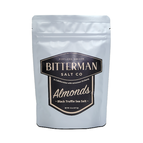 Black Truffle Salted Almonds