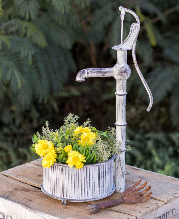 Well Pump Planter