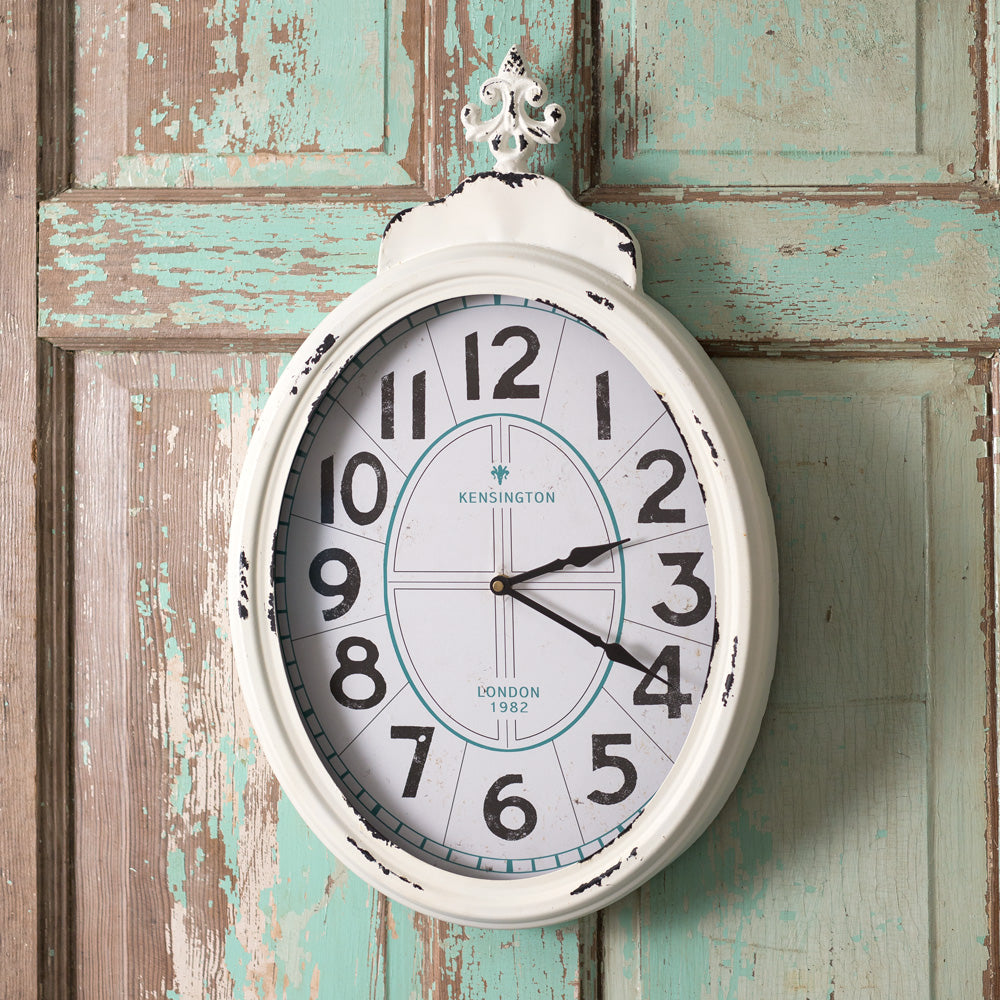 Future Ship 01/15 - Kensington Palace Wall Clock