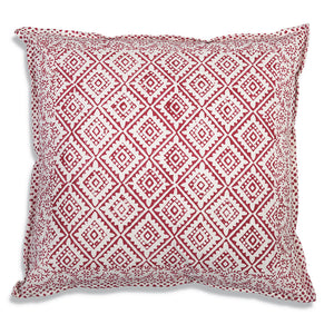 Milo Cotton Throw Pillow