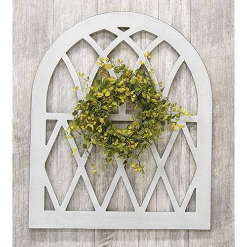 Wooden Farmhouse Cathedral Arch
