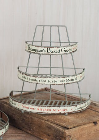 Thompson's Baked Goods Rack