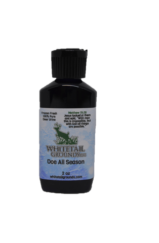 Doe All Season Liquid - Whitetail Grounds