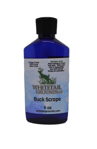 Buck Scrape Liquid 6oz