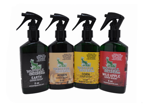 Cover Scent Combo - Whitetail Grounds